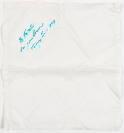 Tracey Emin, 'Be Faithful to your Dreams', 1999