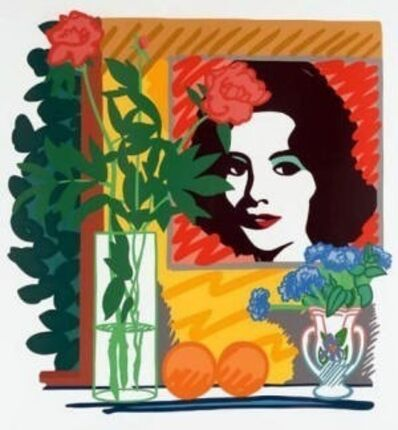 Tom Wesselmann, 'Still Life with Liz', 1992