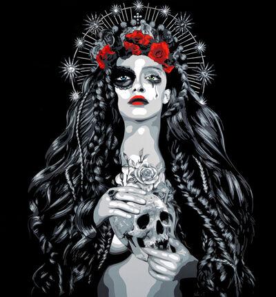 Juliette Clovis, 'Santa Muerte 2'