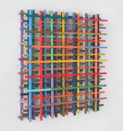 Jonathan Anzalone, 'Stick Composition: Gradation', 2015