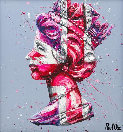 Paul Oz, 'Queen Jack (Purple)', 2018