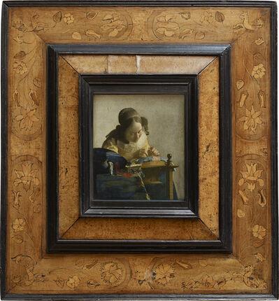 Johannes Vermeer, 'Le Dentellière (The Lacemaker)', 1669/1670