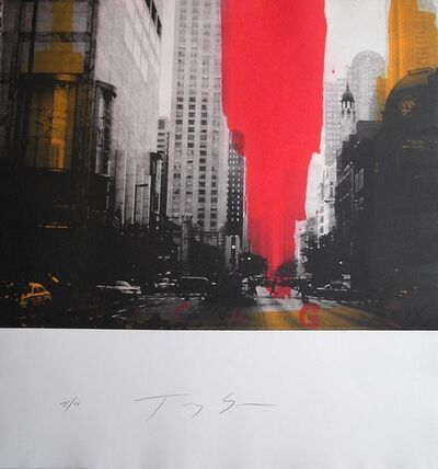 Tony Soulié, 'Chicago La rue', 2010
