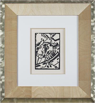 Wassily Kandinsky, 'Improvisation 7 From Klange Cat. Ref. Rothel #124', 1911