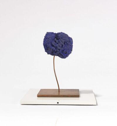 Yves Klein, 'Eponge bleue ', 1961