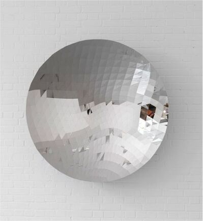 Anish Kapoor, 'Random triangle mirror'