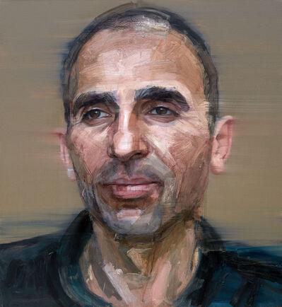 Colin Davidson, 'Samer', 2014
