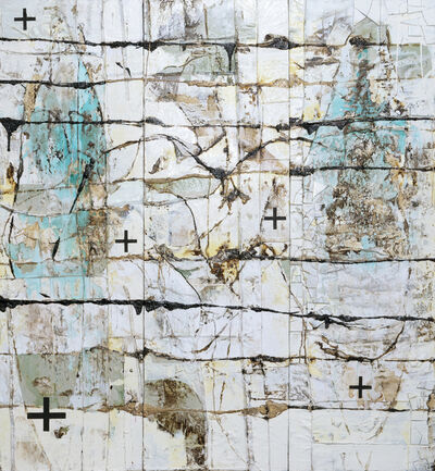 Dominic Couturier, 'ESO II (Les courtisanes) (Triptych) ', 2008