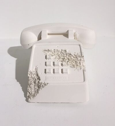 Daniel Arsham, 'Future Relic 05 (Telephone)', 2016
