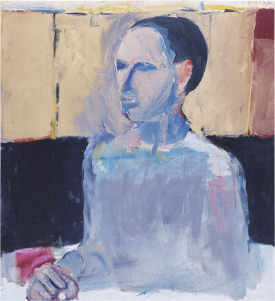 Richard Diebenkorn, 'Portrait', 1956