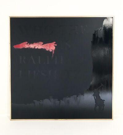 John O'Hara, 'Who The XXXX Is Ralph Lifshitz', 2018