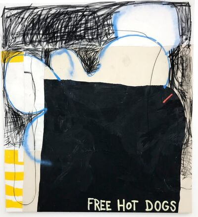 Taylor White, 'Free Hot Dogs', 2018