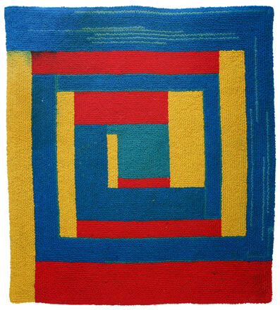 Dorothy Grebenak, 'Yellow, Red, Blue', 1964
