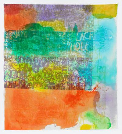 Rochelle Feinstein, 'Research Park Project: Oo', 2014