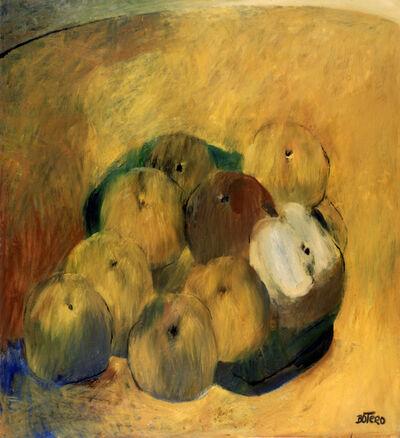 Fernando Botero, 'Apples', 1961