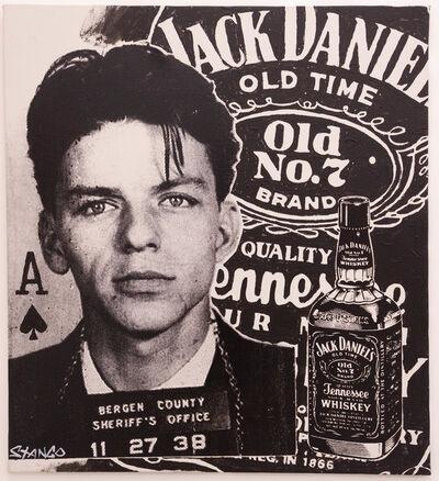 John Stango, 'Sinatra/Jack Daniels ', ca. 2018