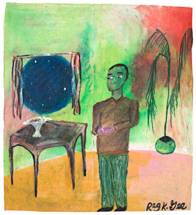 Reginald K Gee, 'Listening To The News', 1999