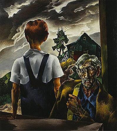 William S. Schwartz, 'Willie the Farmer', 1940
