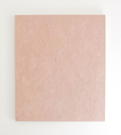Marcia Hafif, 'FP: Rose Painting', 1993