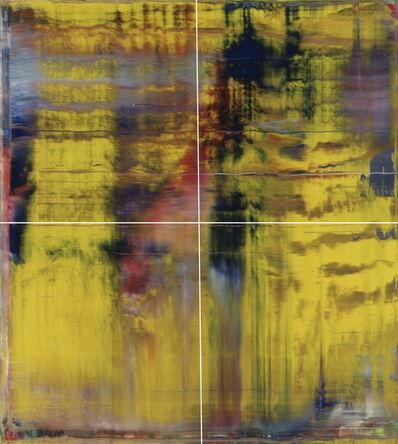 Greg Allen, 'Destroyed Richter Painting No.3  A-D (4)', 2016
