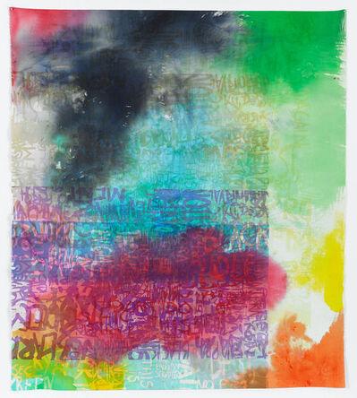 Rochelle Feinstein, 'Research Park Project: Mm', 2014