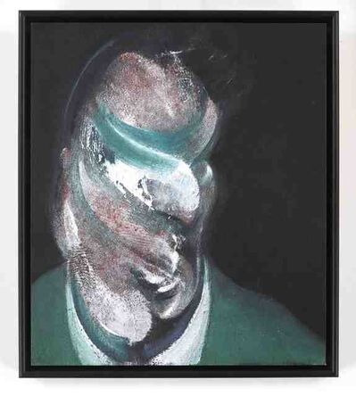 Francis Bacon, 'Study for Head of Lucian Freud (Q3),', 1967