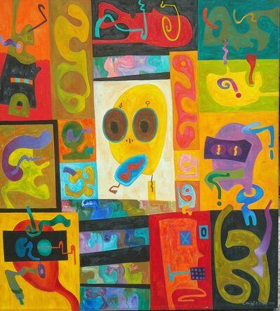 Daruich Hilal, 'Uns Falam, u otros se calam e observam', 2012