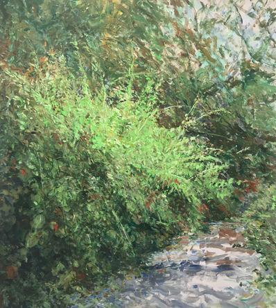 Foad Satterfield, 'Barbara's Garden #3'