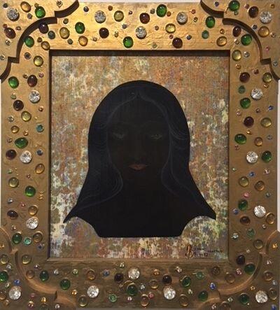 Bert L. Long, Jr, 'Black Madonna (Spain)', 1992