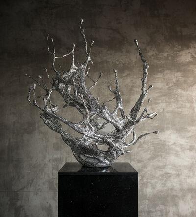 Zheng Lu 郑路, 'Water in Dripping - Conjunction', 2014