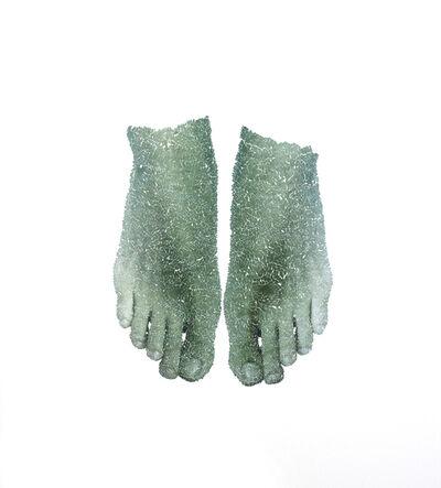 Keun Young Park, 'Feet #1', 2015