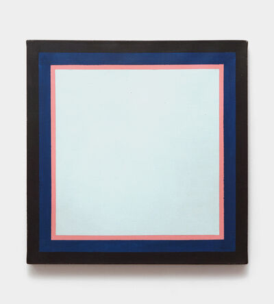 Ronnie Landfield, 'Border Painting', 1966