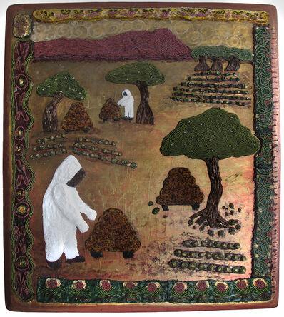 A.Kimberlin Blackburn, 'The Sweet Life, Mt. Nounou's Neighborhood  ', 2012