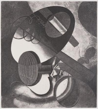 Karol Hiller, 'Heliographic Composition (XXIX)', ca. 1936