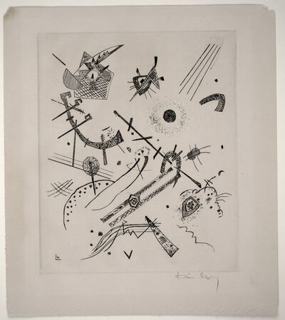 Wassily Kandinsky, 'Small Worlds XI (Kleine Welten XI)', 1922