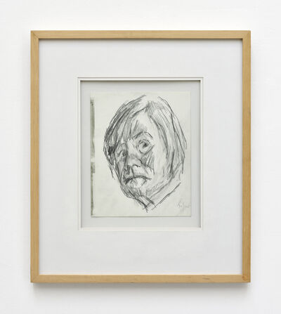 Pierre Tal-Coat, 'Self-portrait', ca. 1976