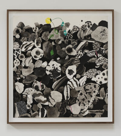 Craig Kucia, 'a summer of deconstructed games', 2017