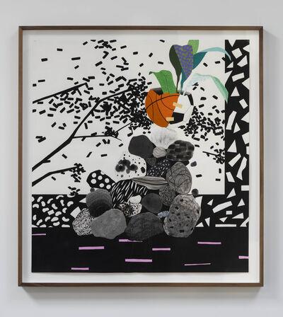 Craig Kucia, 'orange abstract', 2015