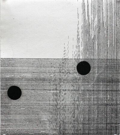Megan McPherson, 'Two dots', 2010