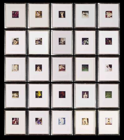 Nobuyoshi Araki, '25 Polaroids'