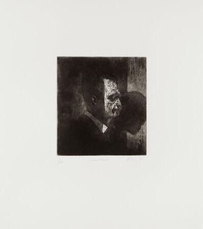 Ken Currie, 'Edvard Munch', 2015