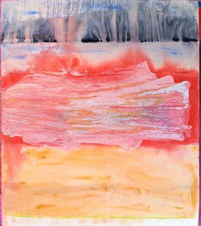 Frank Bowling, 'Downpour', 2014