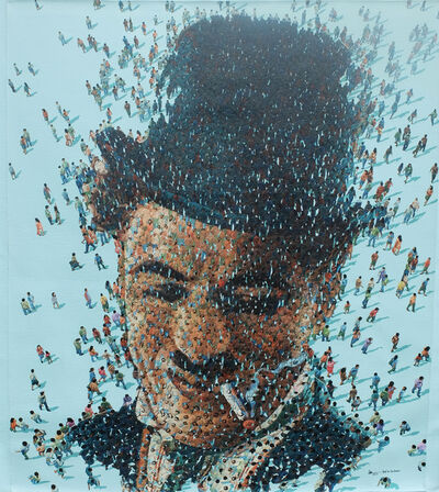 Syaiful Rachman, 'Charlie Chaplin', 2017
