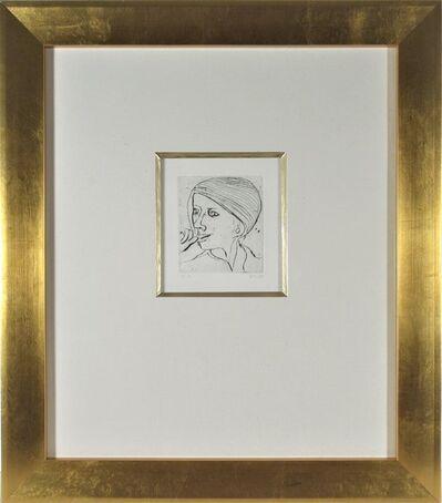 """Richard Diebenkorn, ' """"Phyllis #40""""', 1965"""