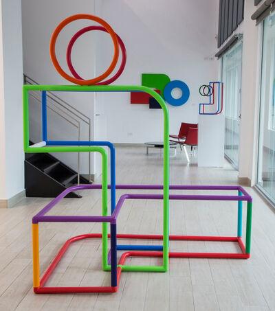 Cisco Merel, 'Construcción Lineal 20', 2017