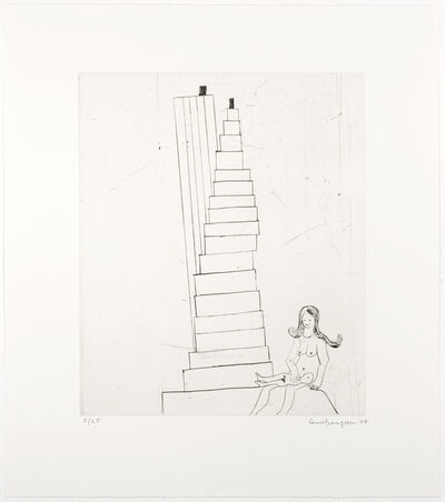 Louise Bourgeois, 'Mother and Child', 1999