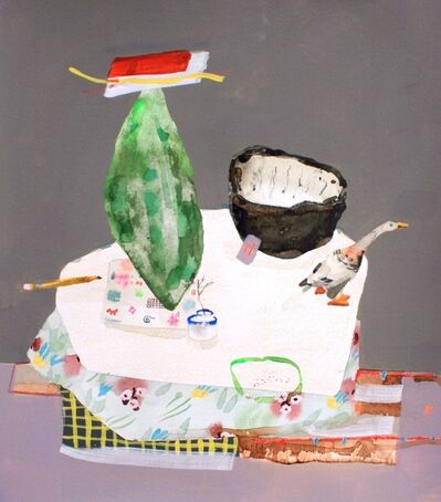Erika Wastrom, 'Still Life with the Goose', 2018