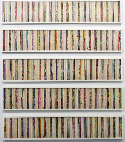 Alejandra Padilla, 'Banderas', 2008