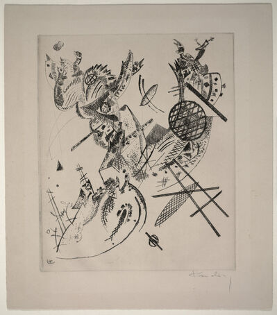 Wassily Kandinsky, 'Small Worlds XII (Kleine Welten XII)', 1922