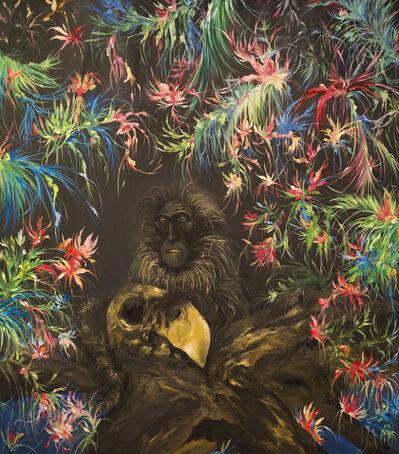 Fernando Lindote, 'O guardi, O da fala II', 2013